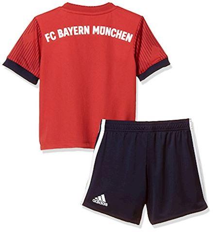 adidas Bayern Munich Kids SS Home Mini Kit 2018/19 Image 2
