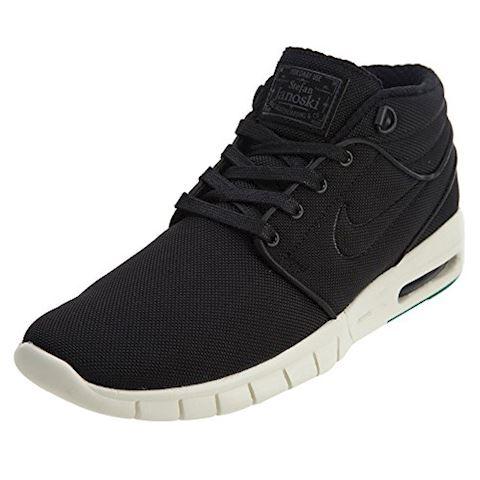 Nike SB Stefan Janoski Max Mid Men's Skateboarding Shoe - Black Image