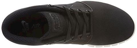 Nike SB Stefan Janoski Max Mid Men's Skateboarding Shoe - Black Image 14