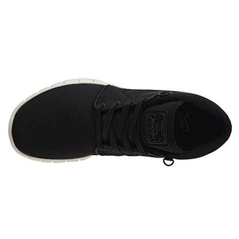 Nike SB Stefan Janoski Max Mid Men's Skateboarding Shoe - Black Image 6