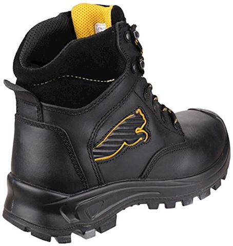 Puma Borneo Black Mid S3 Safety Shoes Image 3