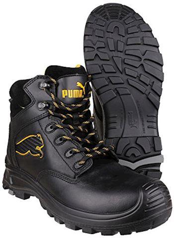 Puma Borneo Black Mid S3 Safety Shoes Image 4