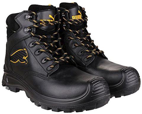 Puma Borneo Black Mid S3 Safety Shoes Image 6