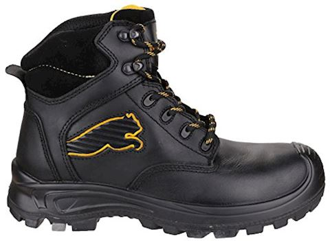 Puma Borneo Black Mid S3 Safety Shoes Image 9