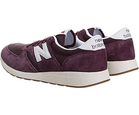 New Balance  MRL420  women's Shoes (Trainers) in Red
