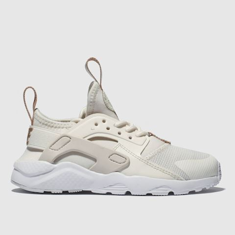 Nike Huarache Ultra Younger Kids' Shoe - Cream | 856911-014 | FOOTY.COM