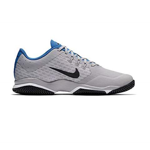 NikeCourt Air Zoom Ultra HC Men's Tennis Shoe - Grey Image