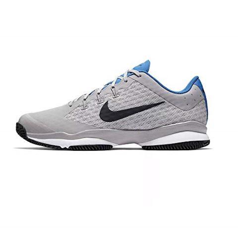 NikeCourt Air Zoom Ultra HC Men's Tennis Shoe - Grey Image 2