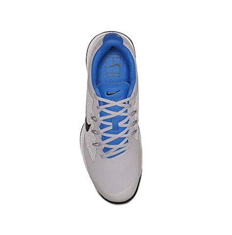 NikeCourt Air Zoom Ultra HC Men's Tennis Shoe - Grey Image 3