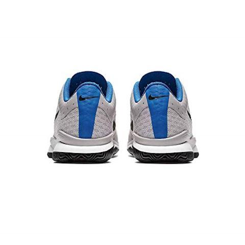 NikeCourt Air Zoom Ultra HC Men's Tennis Shoe - Grey Image 5
