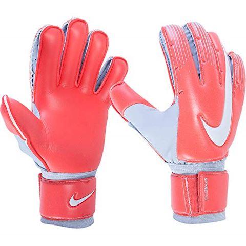 Nike Goalkeeper Gloves Spyne Pro Raised On Concrete - Lite Crimson/Wolf Grey/Pure Platinum Image