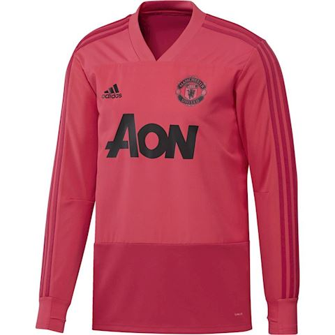 e9ab44284a5 adidas Manchester United Training Top Image