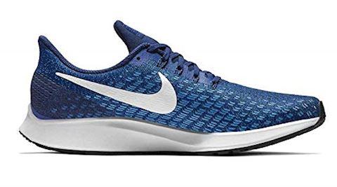 Nike Air Zoom Pegasus 35 Men's Running Shoe - Blue Image 3