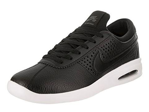 Nike SB Air Max Bruin Vapor Leather Men's Skateboarding Shoe - Black Image
