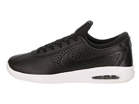 Nike SB Air Max Bruin Vapor Leather Men's Skateboarding Shoe - Black Image 2