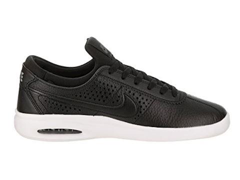 Nike SB Air Max Bruin Vapor Leather Men's Skateboarding Shoe - Black Image 5