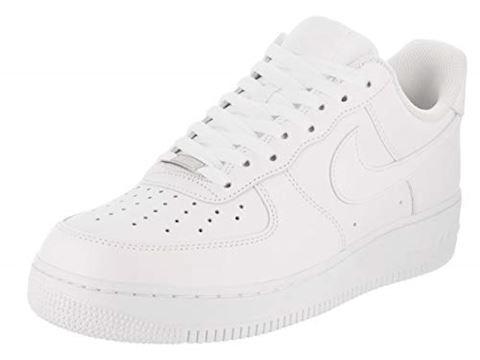 Nike Air Force 1'07 Men's Shoe - White Image