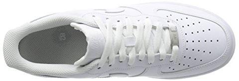 Nike Air Force 1'07 Men's Shoe - White Image 11