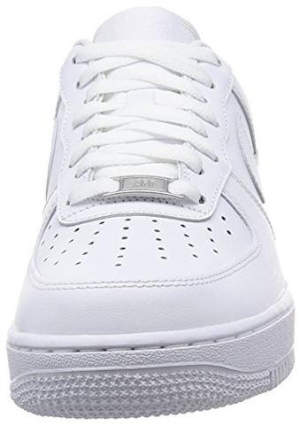 Nike Air Force 1'07 Men's Shoe - White Image 4