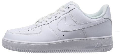 Nike Air Force 1'07 Men's Shoe - White Image 5