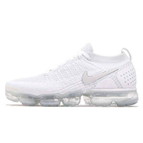 new styles e6036 d13f4 Nike Air VaporMax Flyknit 2 Men's Running Shoe - White