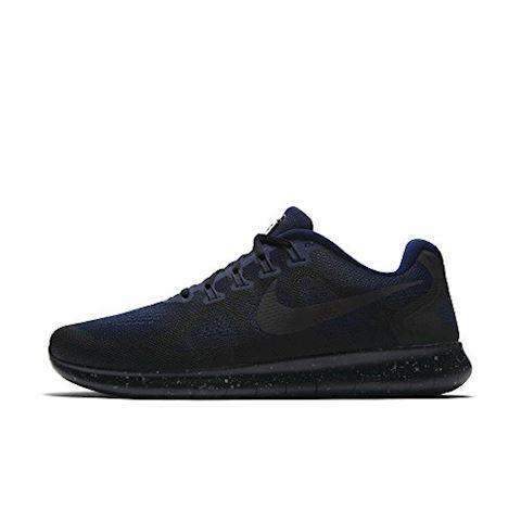 Nike Free RN 2017 Shield Men's Running Shoe - Black Image
