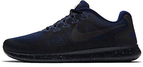 Nike Free RN 2017 Shield Men's Running Shoe - Black Image 4