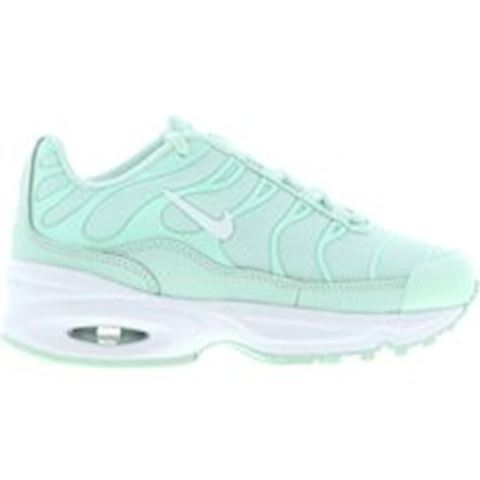 Nike Air Max Plus Younger Kids' Shoe - Green Image