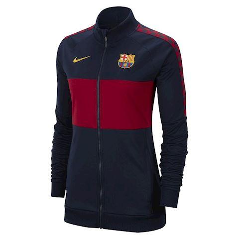 buy popular a4627 1fd0d Nike FC Barcelona Women's Jacket - Blue