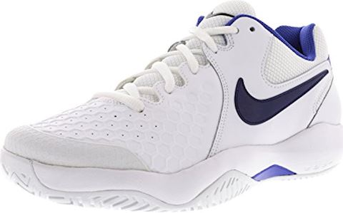 NikeCourt Air Zoom Resistance Women's Tennis Shoe - White Image