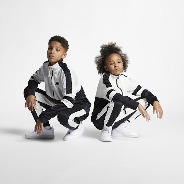 50ea52598 Nike Air Older Kids' Tracksuit - Black   AQ9423-010   FOOTY.COM