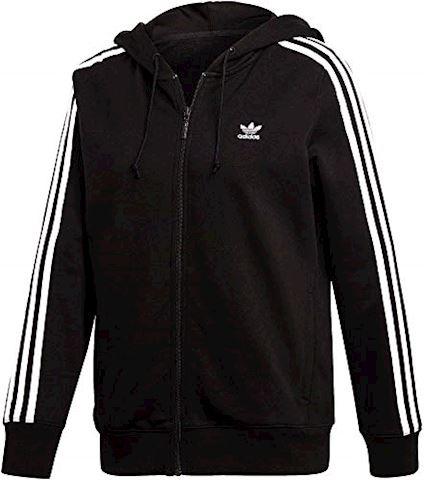 adidas 3-Stripes Zip Hoodie Image 4