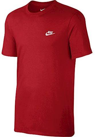 Nike Sportswear Men's T-Shirt - Red Image