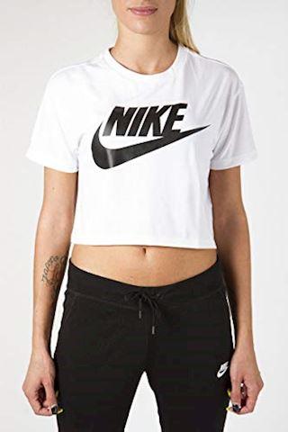Nike Essential Crop Top - Women T-Shirts Image
