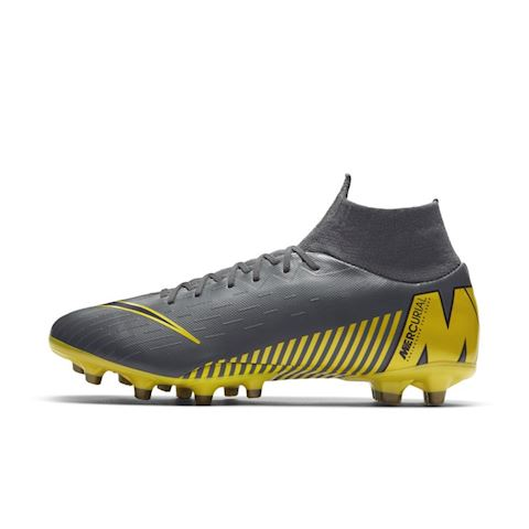 88ce0ffef Nike Mercurial Superfly VI Pro AG-PRO Artificial-Grass Football Boot - Grey  Image
