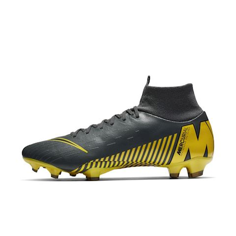 buy popular f15ba acc1d Nike Superfly 6 Pro FG Firm-Ground Football Boot - Grey