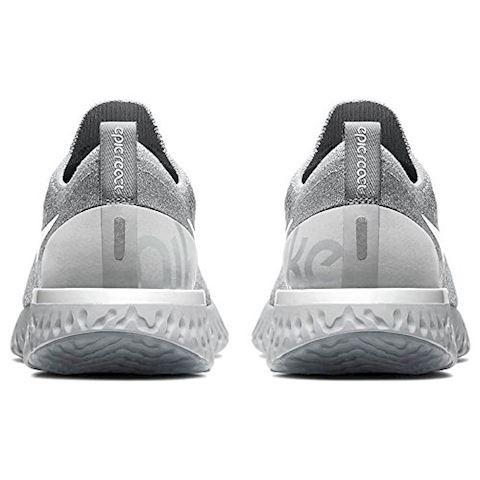 Nike Epic React Flyknit Women's Running Shoe - Grey Image 14