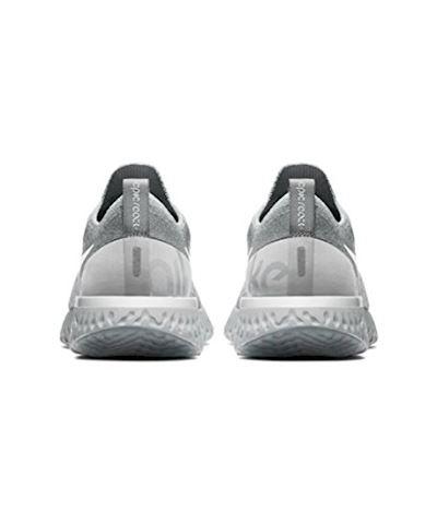 Nike Epic React Flyknit Women's Running Shoe - Grey Image 17