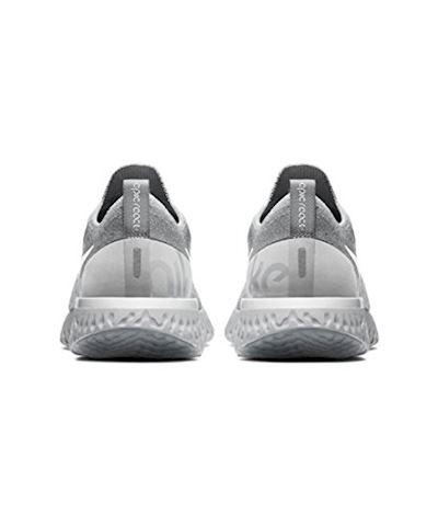 Nike Epic React Flyknit Women's Running Shoe - Grey Image 2