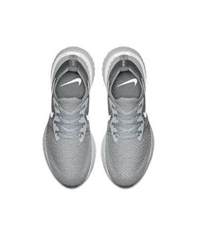 Nike Epic React Flyknit Women's Running Shoe - Grey Image 21