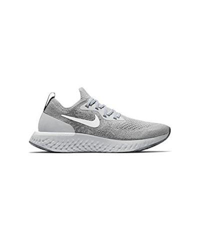 Nike Epic React Flyknit Women's Running Shoe - Grey Image 4