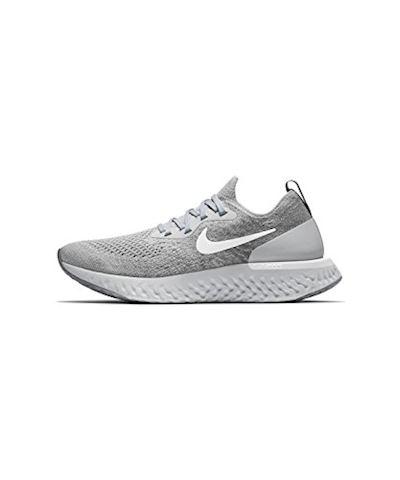 Nike Epic React Flyknit Women's Running Shoe - Grey Image 5