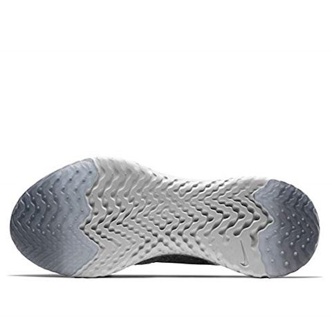 Nike Epic React Flyknit Women's Running Shoe - Grey Image 7