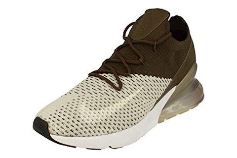 quality design 6c9f7 da9e7 Nike Air Max 270 Flyknit Men's Shoe - Cream