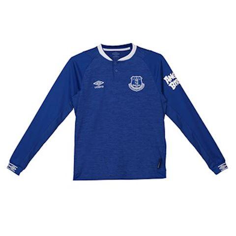 Umbro Everton Kids LS Home Shirt 2018/19 Image