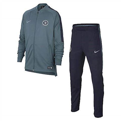 Nike Chelsea FC Dri-FIT Squad Older Kids'Football Track Suit - Blue Image