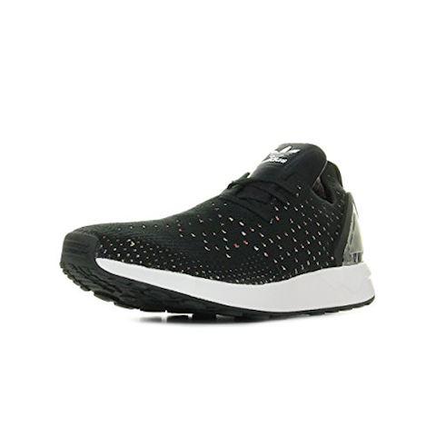 adidas ZX Flux ADV Asymmetrical Primeknit Shoes Image