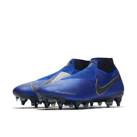 66f26b291 Nike Phantom Vision Elite Dynamic Fit Anti-Clog SG-PRO Football Boot - Blue