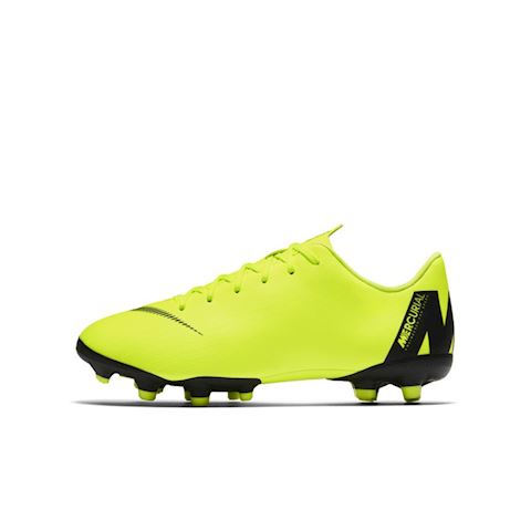 the best attitude 1776b 30b18 Nike Jr. Mercurial Vapor XII Academy Younger/Older Kids' Multi-Ground  Football Boot - Yellow