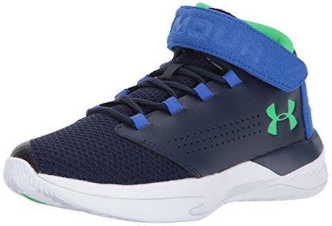 Under Armour Boys' Primary School UA Get B Zee Basketball Shoes Image